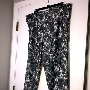 Bally exercise pants size 2x